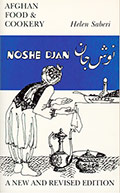 Noshe Djan -Afghan Cookery Book